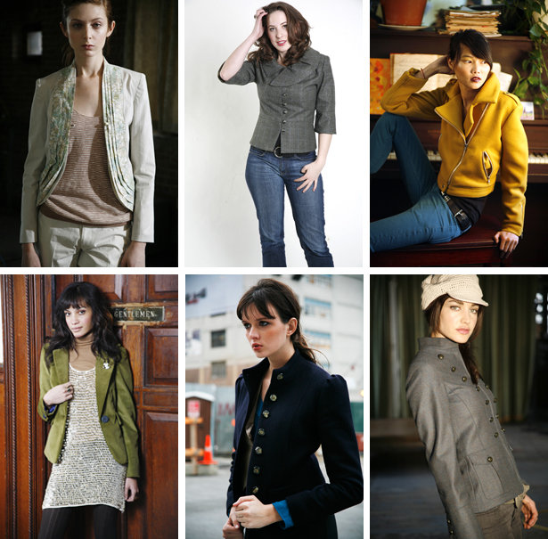 Perfect Fall Jacket Patterns! – Sewing Blog | BurdaStyle.com