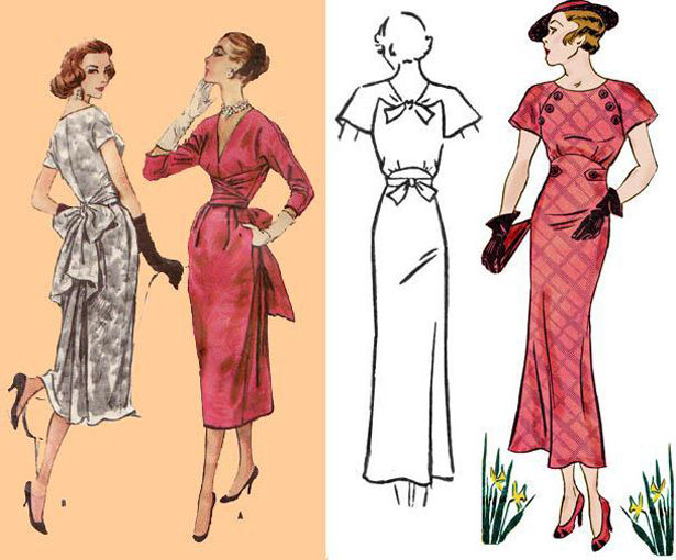 Vintage Sewing: Plus Size Patterns – Sewing Blog | BurdaStyle.com