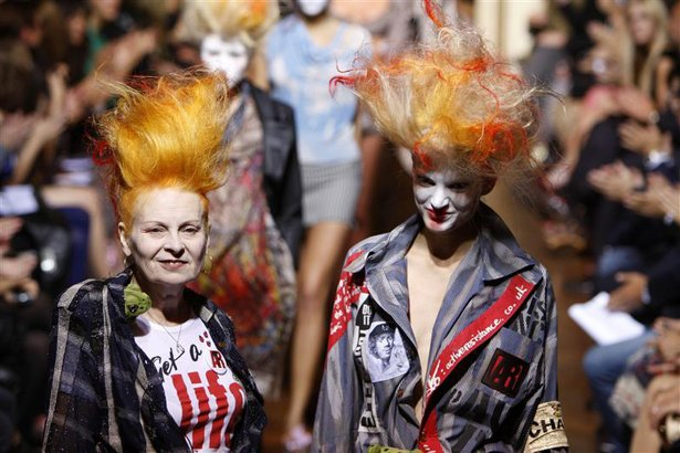 882856c5c9 Vivienne Westwood: Happy (Belated) Birthday to The First Lady of Punk  Fashion – Sewing Blog | BurdaStyle.com