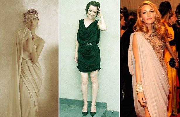 Diy Grecian Style Sewing Blog Burdastyle Com
