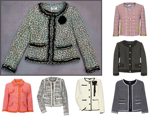 8244cf050a A Classic French Jacket: 70 Hours to the Dream! – Sewing Blog ...