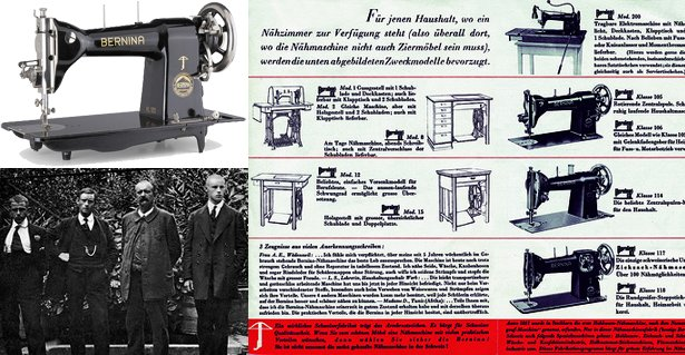 Happy Sewing Machine Day Sewing Blog BurdaStyle Extraordinary History Of The Sewing Machine