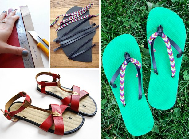 6e98268665a4ea DIY To Try  (Re)Make Your Own Sandals! – Sewing Blog