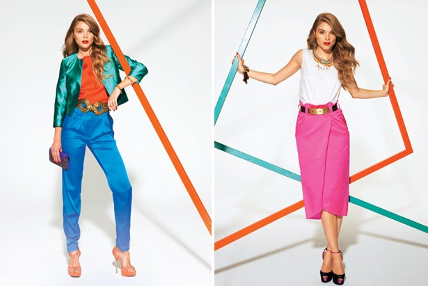 opposites attract 6 new sewing patterns to color block sewing