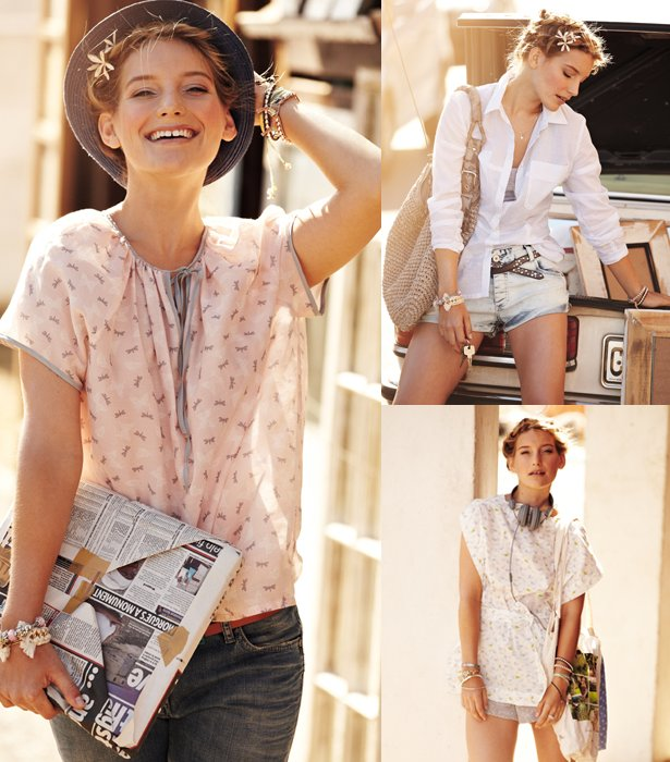 Summer Blouses: 6 New Women\'s Sewing Patterns – Sewing Blog ...
