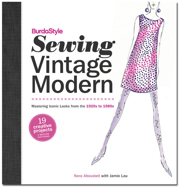 Announcing...The New BurdaStyle Sewing Vintage Modern Book! – Sewing ...