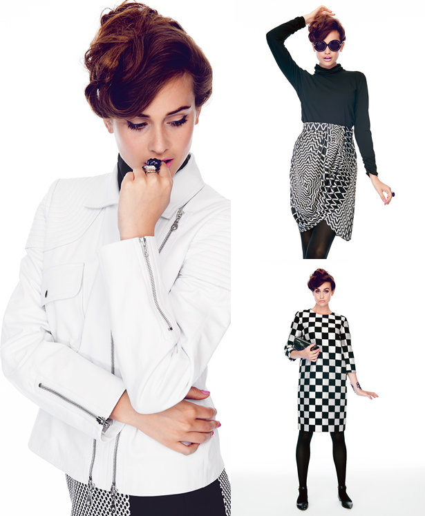 Mod Square: 8 New Black and White Sewing Patterns – Sewing Blog ...