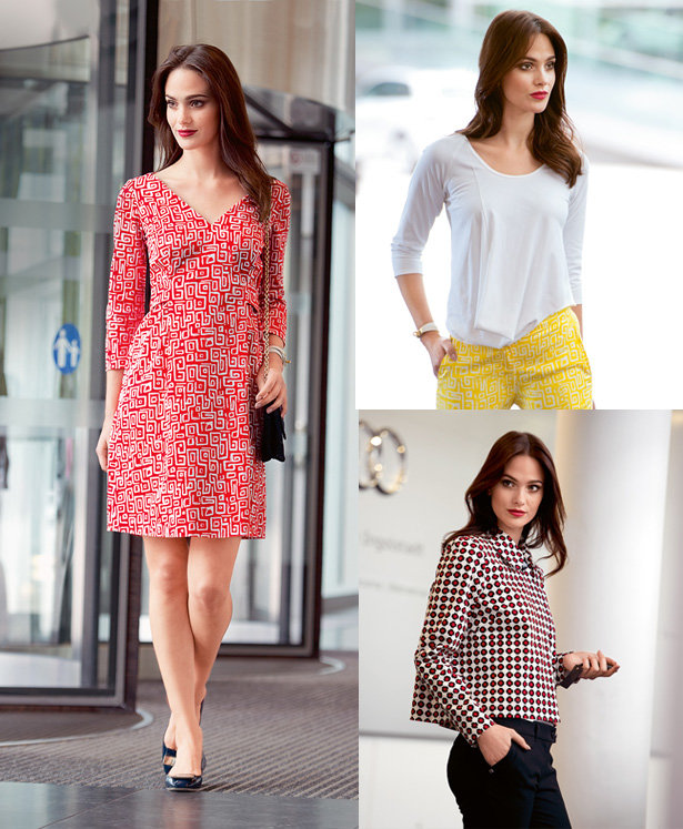 Modern Business: 9 New Women\'s Sewing Patterns – Sewing Blog ...