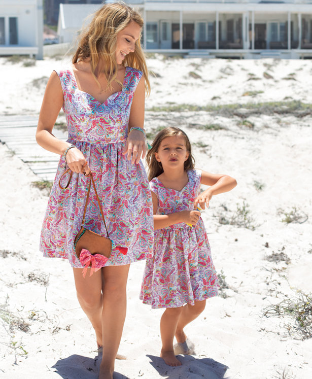 Sand Castles: 11 Sewing Patterns for Mother and Daughter – Sewing ...