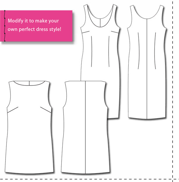 Design and Make your own Patterns: Introducing Basic Dress Slopers ...