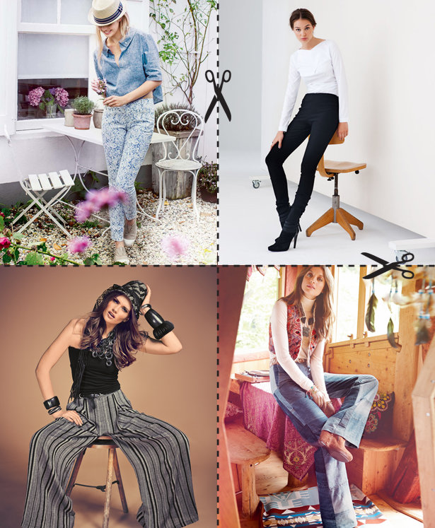 Top 10 Trouser Patterns + Tips for Sewing Your Own Jeans – Sewing ...