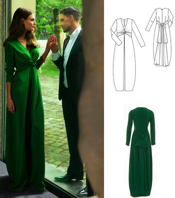 How-to Video: Sew the Long Sleeve Maxi Dress in time for Fall ...