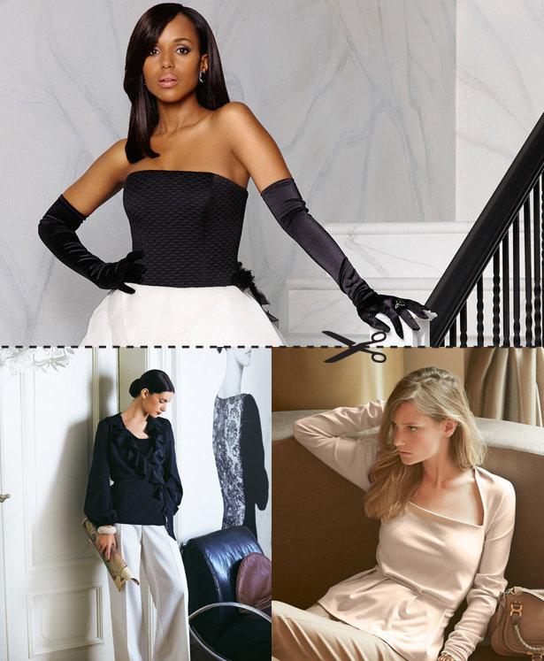 DIY Halloween Costume: Scandal's Olivia Pope – Sewing Blog ...