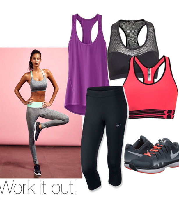 Last Chance to Register! Sew and Draft Your Own Personal 7 Piece Workout Wear Collection