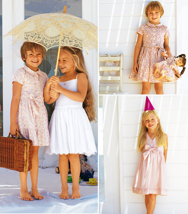 Birthday Party: 6 Children\'s Sewing Patterns – Sewing Blog ...