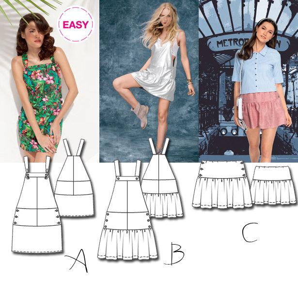 New BurdaEasy Pattern: Jumper! – Sewing Blog | BurdaStyle.com