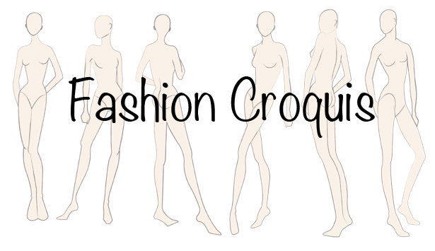 Croquis: Introducing New Poses and Children\'s Templates! – Sewing ...