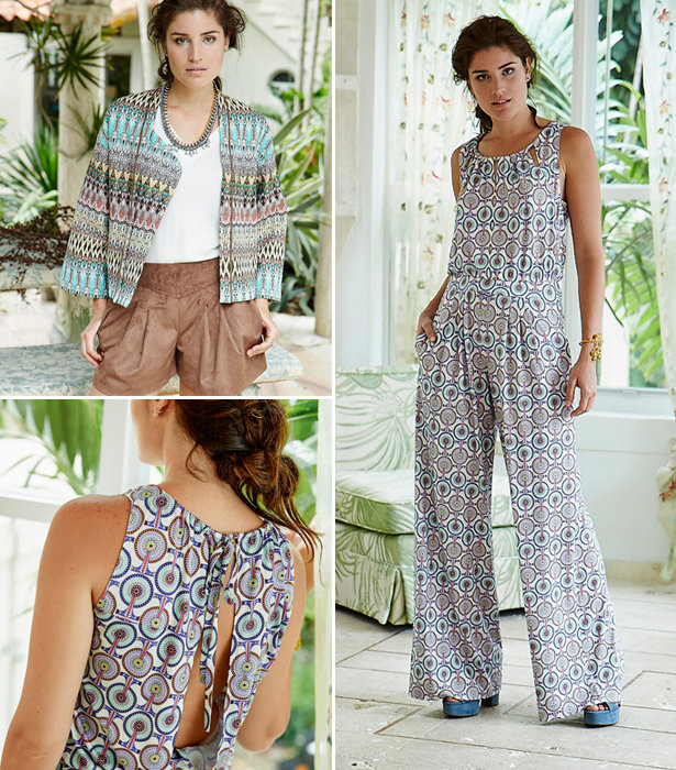 Boho Spirit: 12 New Women\'s Sewing Patterns – Sewing Blog ...