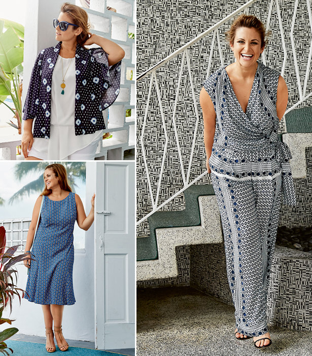 Moody Blues: 10 New Plus Size Sewing Patterns for Women – Sewing ...