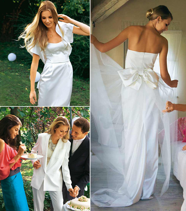 Summer Wedding 8 Wedding Gown Sewing Patterns Sewing Blog
