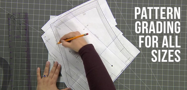 Online Course: Pattern Grading for All Sizes – Sewing Blog ...