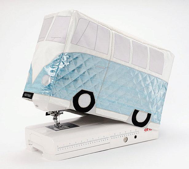 Diy Sewing Machine Cover Sewing Blog Burdastyle