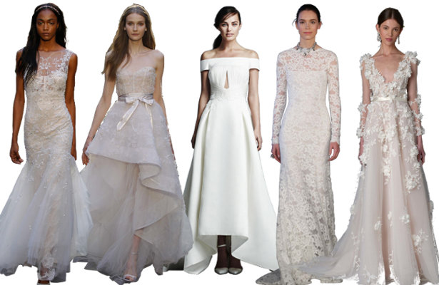Burda Wedding Dresses