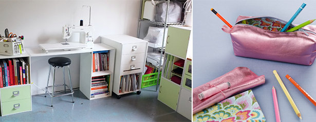 Sewing Studio Organization and Pencil Case DIY – Sewing Blog ...