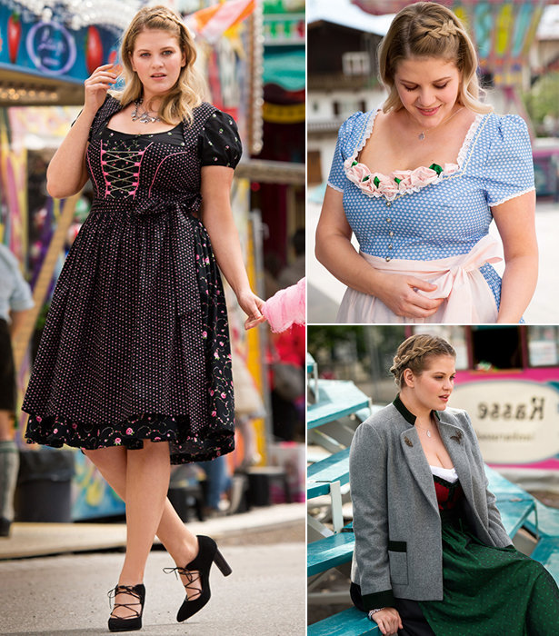 Plus Size Dirndls 40 New Women's Plus Size Sewing Patterns Sewing Delectable Plus Size Costume Patterns