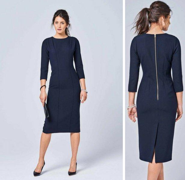TBT: Retro Dress Pattern from 1957! – Sewing Blog | BurdaStyle.com