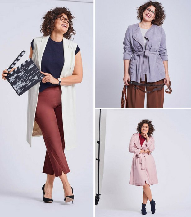 Modern Business: 7 NEW Plus Size Patterns – Sewing Blog | BurdaStyle.com