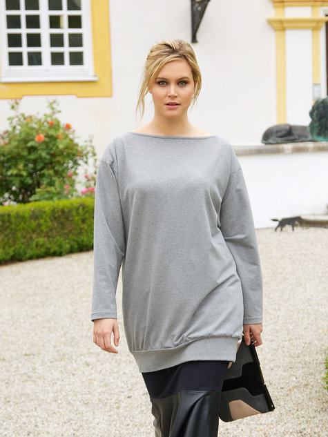 Sweatshirt (Plus Size) 10/2012 #144 – Sewing Patterns | BurdaStyle.com