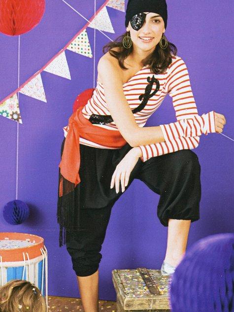 Pirate Costume 01/2010 #153 – Sewing Patterns | BurdaStyle.com