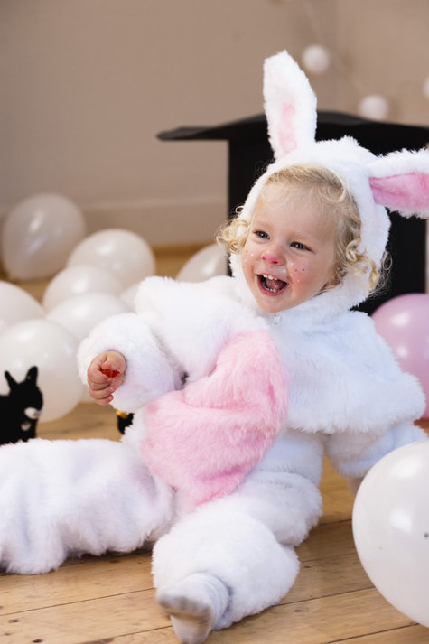 Childrens Bunny Costume 012011 144 Sewing Patterns Burdastylecom