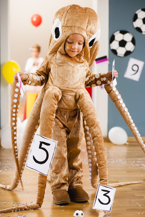 Children\'s Octopus Costume 01/2011 #146 – Sewing Patterns ...