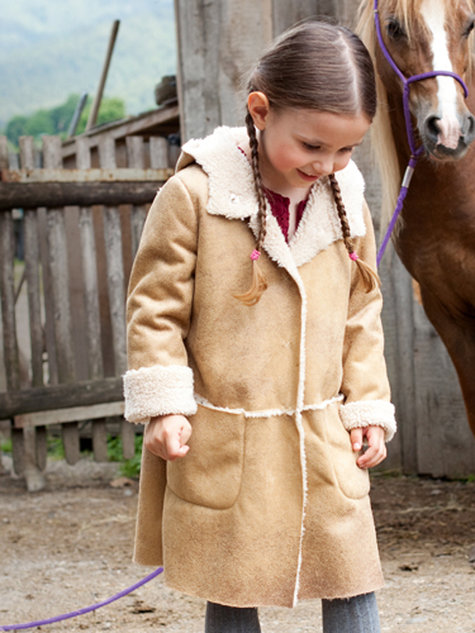 cec3ce585 Shearling Children's Coat 10/2012 #154 – Sewing Patterns ...