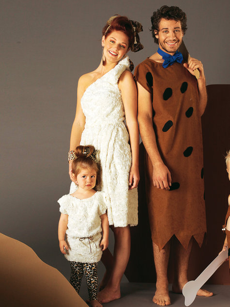 Cave Woman Costume 012012 151 Sewing Patterns Burdastyle