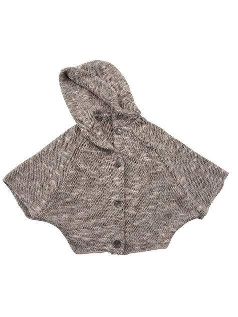 Girl\'s Knit Poncho 11/2012 #156 – Sewing Patterns | BurdaStyle.com