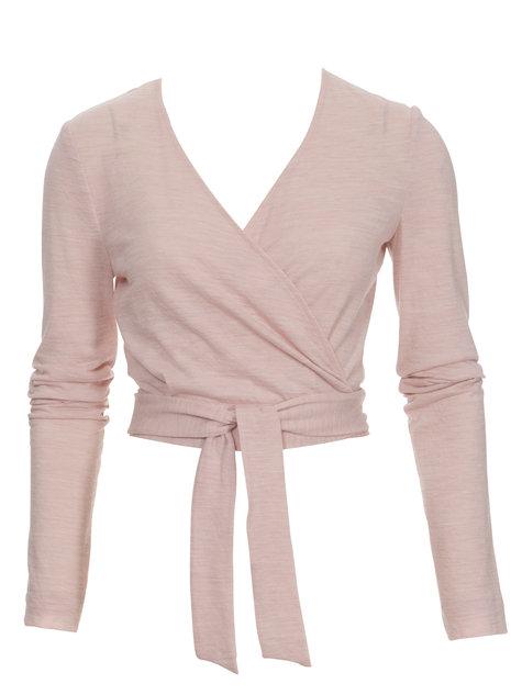 Wrap Knit Top 112012 115 Sewing Patterns Burdastyle