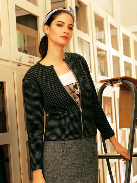 Knit Jacket 082011 120a Sewing Patterns Burdastyle
