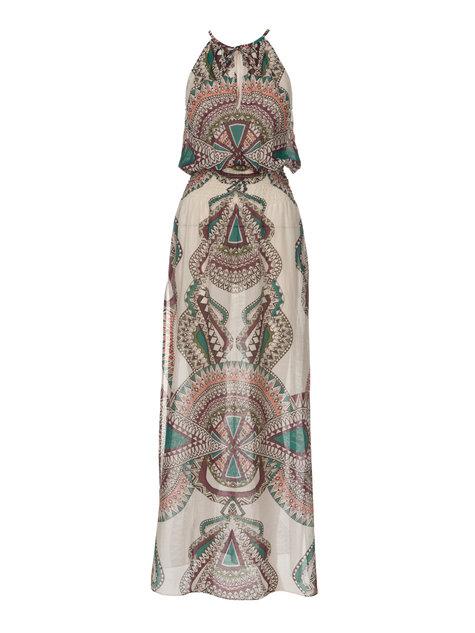 Smocked Maxi-Dress 02/2013 #104 – Sewing Patterns | BurdaStyle.com