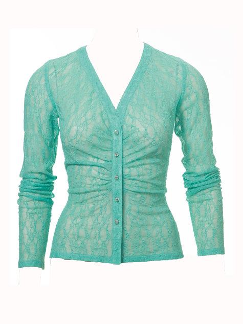 Lace Cardigan 032013 107a Sewing Patterns Burdastyle
