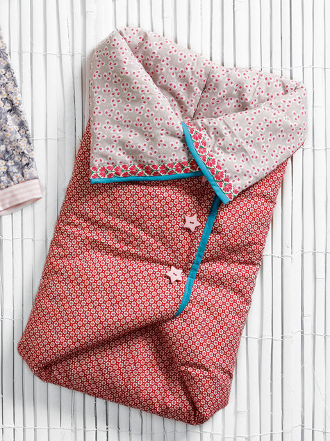 Baby Sleeping Bag 09/2013 #148 – Sewing Patterns | BurdaStyle.com