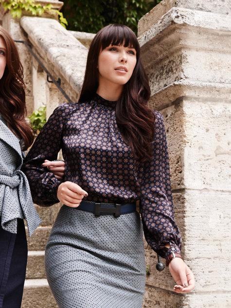 1e796f1638ff40 Back Keyhole Blouse 11 2013  103A – Sewing Patterns