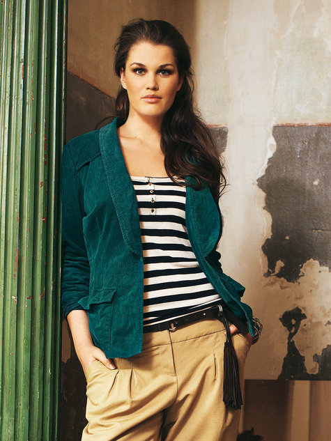 310b4d9412f0a Corduroy Blazer (Plus Size) 03 2012  134 – Sewing Patterns ...