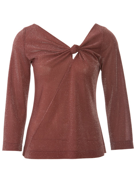 129 Best Cool Gifts For Teen Girls Images On Pinterest: Knotted Keyhole Top 05/2014 #129