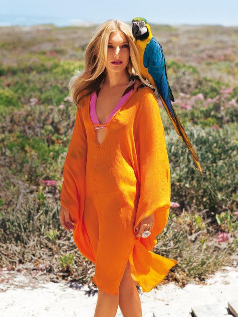 Caftan Dress 06/2011 #119B – Sewing Patterns | BurdaStyle.com