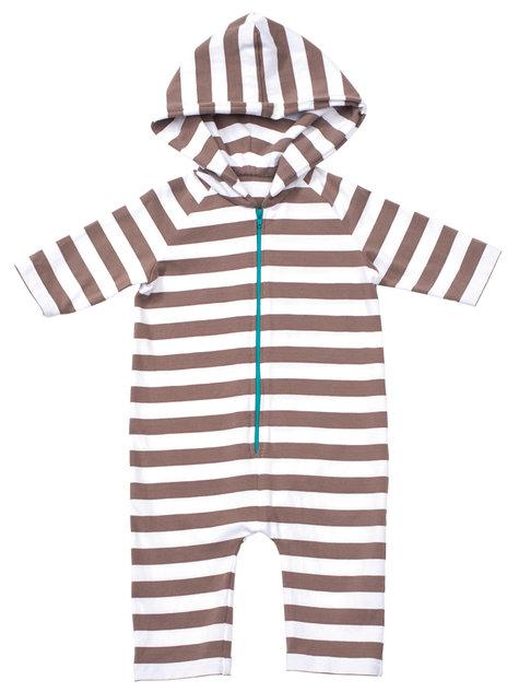 Hooded Onesie 06/2014 #139 – Sewing Patterns | BurdaStyle.com