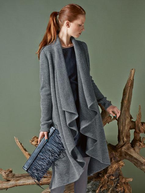 Drape Cardigan 102014 113 Sewing Patterns Burdastyle
