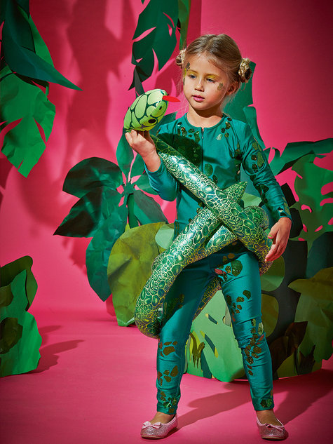 Children\'s Snake Costume 01/2014 #142 – Sewing Patterns | BurdaStyle.com